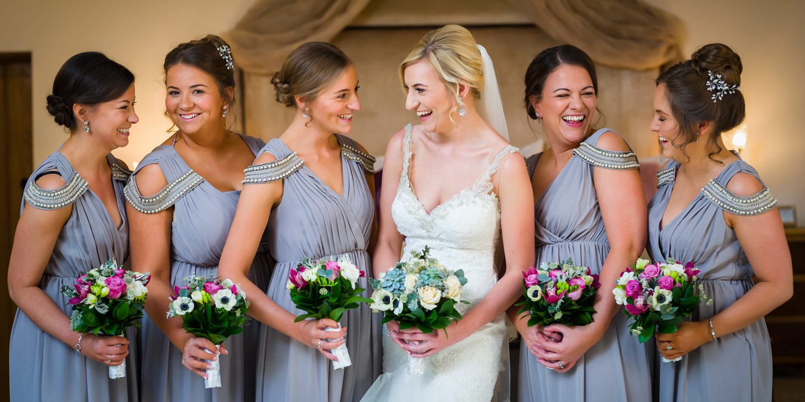 Adorable Bridesmaids Robes for Your Best Girls